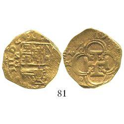 Seville, Spain, cob 2 escudos, (1)619G.