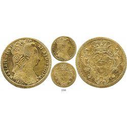 Brazil (Bahia mint), 6400 reis, Maria I, 1800-B.