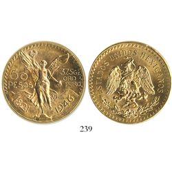 Mexico, 50 pesos, 1946.