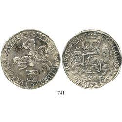 "Zwolle, United Netherlands, ""rider"" ducatoon, 1664."