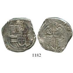 Potosi, Bolivia, cob 4 reales, (16)31T.