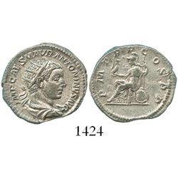 Roman Empire, AR antoninianus, Elagabalus, Rome mint, 218-222 AD.