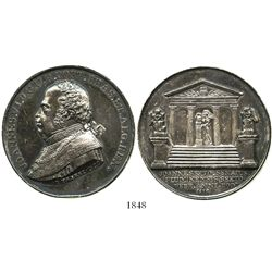 Brazil, large silver proclamation medal, Joao VI, 1818 (1820 on truncation).