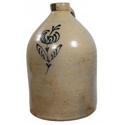 Edmands & Co. Two Gallon Stoneware Jug