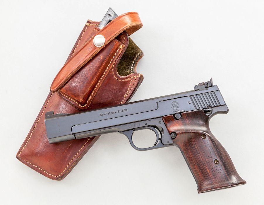 S&W Model 41 SA Target Pistol