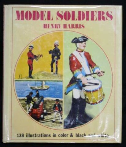 Lead Toy Soldier Molds, 6 Figures of German and US