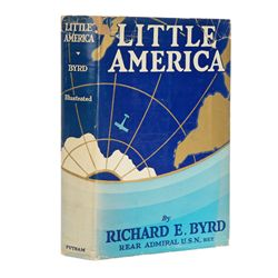 BYRD, Richard E. - Little America: Aerial Exploration in the Antarctic