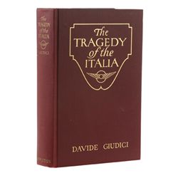 GIUDICI, Davide - The Tragedy of the Italia with the Rescuers to the Red Tent