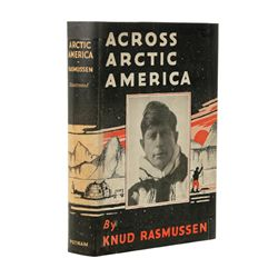 RASMUSSEN, Knud - Across Arctic America: Narrative of the Fifth Thule Expedition