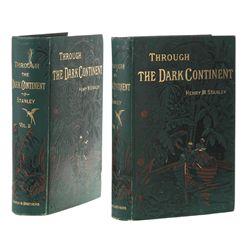STANLEY, Henry M. - Through the Dark Continent