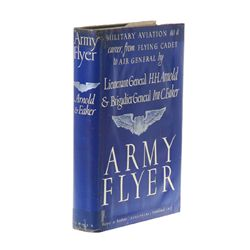 ARNOLD, H. H. and Col. Ira C. Eaker - Army Flyer