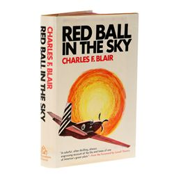 BLAIR, Charles F. - Red Ball in the Sky