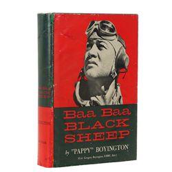"""BOYINGTON, Gregory """"Pappy"""" - Baa Baa Black Sheep"""