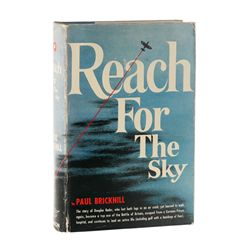 BRICKHILL, Paul - Reach for the Sky: The story of Douglas Bader
