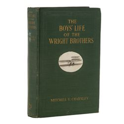 CHARNLEY, Mitchell V. - The Boys' Life of the Wright Brothers