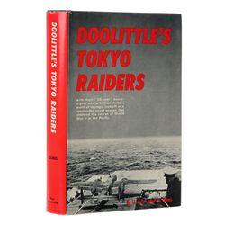 GLINES, Lt. Col. Carroll V. - Doolittle's Tokyo Raiders