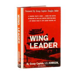 JOHNSON, J. E. - Wing Leader