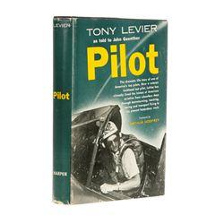 LEVIER, Tony - Pilot
