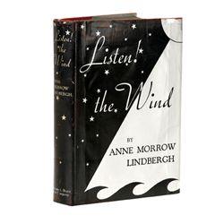 LINDBERGH, Anne Morrow - Listen! the Wind