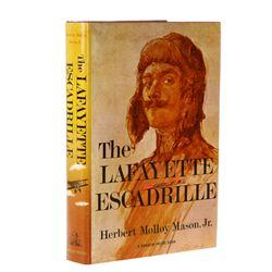 MASON, JR., Herbert Molloy - The Lafayette Escadrille