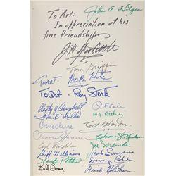 MERRILL, James M. - Target Tokyo - The Halsey-Doolittle Raid, Signed by Doolittle & 24 Raiders