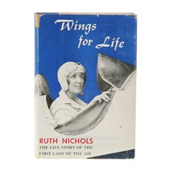 NICHOLS, Ruth - Wings for Life