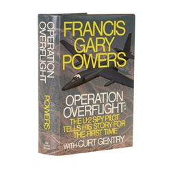 POWERS, Francis Gary - Operation Overflight: The U-2 spy pilot tells his story for the first time