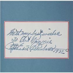 RICKENBACKER, Edward V. - Rickenbacker: An Autobiography