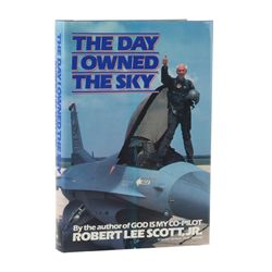 SCOTT, JR., Col. Robert L. - The Day I Owned the Sky