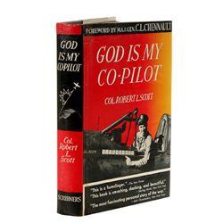 SCOTT, JR., Col. Robert L. - God Is My Co-Pilot