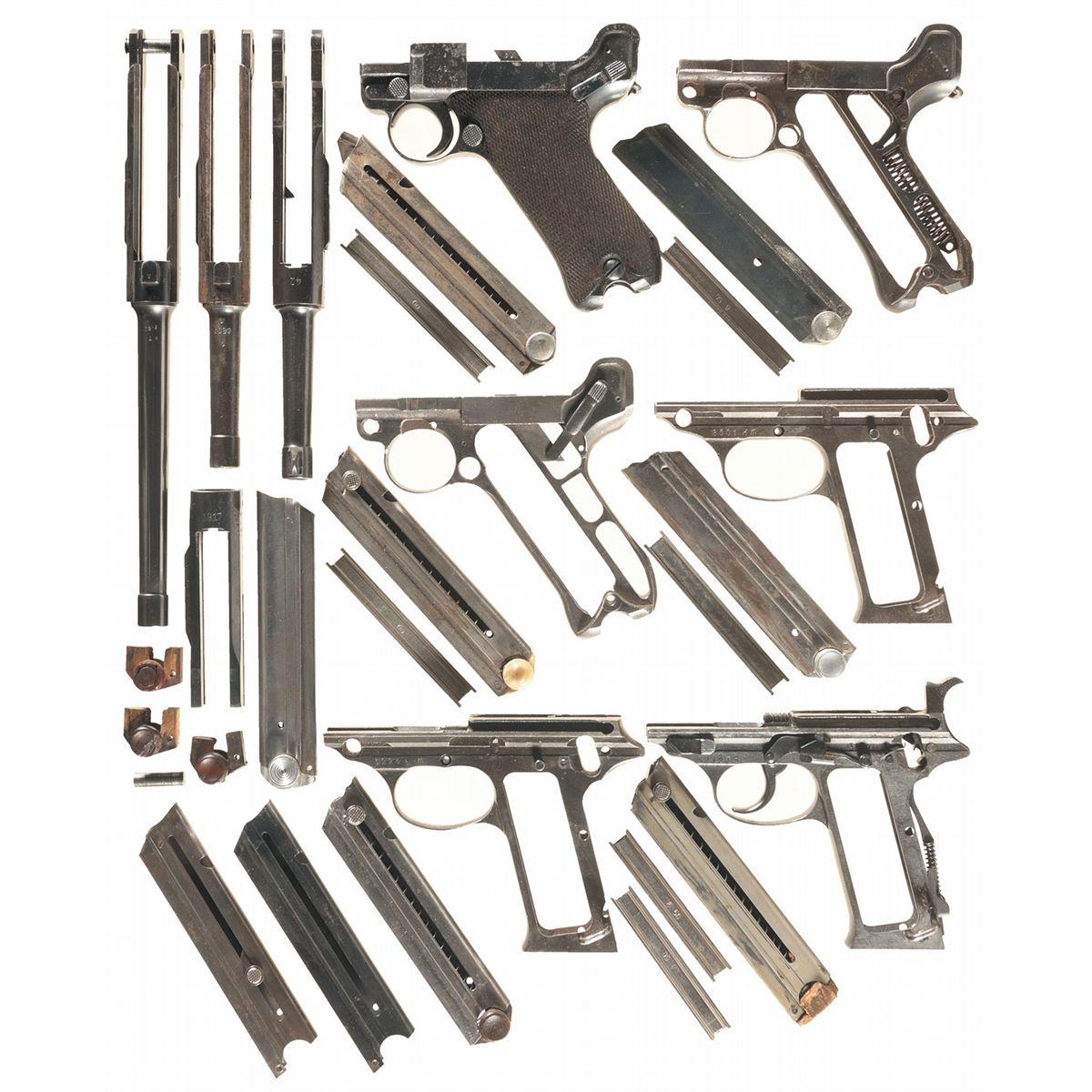 Luger pistols sale german for Lugers