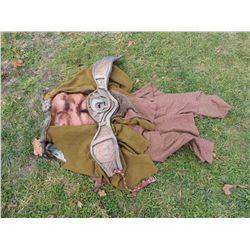 TARZAN TROLL KING WITH HAIRY PANTS COSTUME JOHN BUECHLER F/X SHOP LIQUIDATION