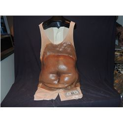 FAT MAN WEARABLE BEER BELLY SILICONE ON BODY SOCK