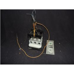 SIX CABLE THREE AXIS HAND HELD ANIMATRONIC PUPPETRY TRIGGER STEVE JOHNSON XFX SHOP LIQUIDATION