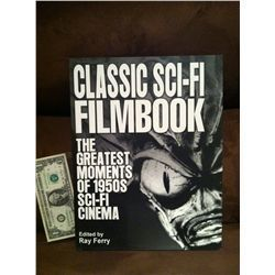 FAMOUS MONSTERS CLASSIC SCI FI FILM BOOK