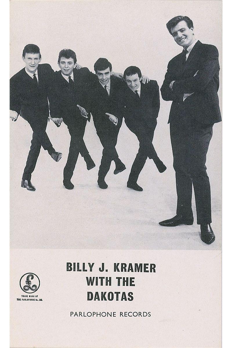 Billy j kramer and the dakotas singles dating