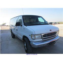 1999 - FORD E350