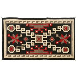 "Navajo Weaving, 5'8"" x 3'4"""