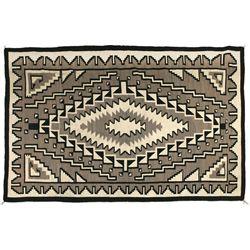 "Navajo Weaving, 9'11"" x 6'4"""