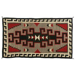 "Navajo Klagetoh Weaving, 7'6"" x 4'4"""