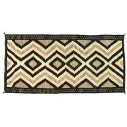 Navajo Crystal Weaving, 10'8  x 5'2