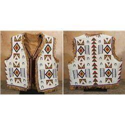 Sioux Man's Vest
