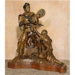David Manuel, bronze