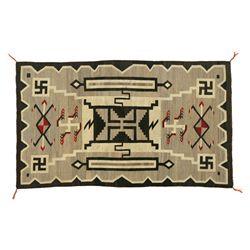 Navajo Weaving, 5'2  x 3'