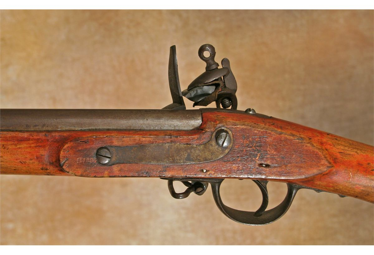 Model 1849 Tower Brown Bess Musket