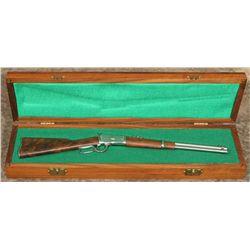 Miniature Winchester Carbine by Michael Barrett