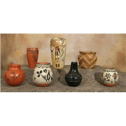 Native American Artistry Grouping