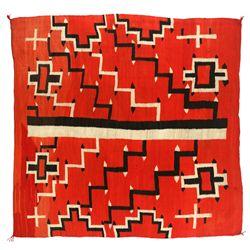 "Navajo Weaving, 6'5"" x 6'9"""