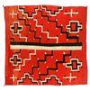 "Image 1 : Navajo Weaving, 6'5"" x 6'9"""