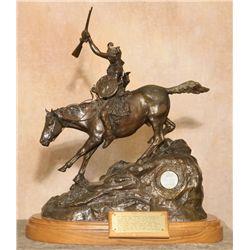 Bob Scriver, rare bronze